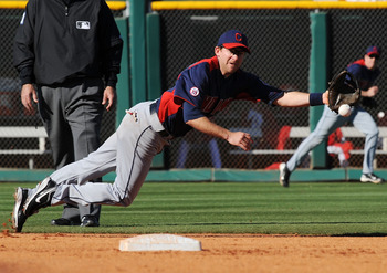 Adam Everett's past his prime, but he's the perfect utility infielder.