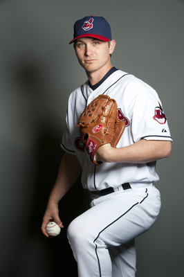 Josh Tomlin's come a long way from being drafted in the 19th round.