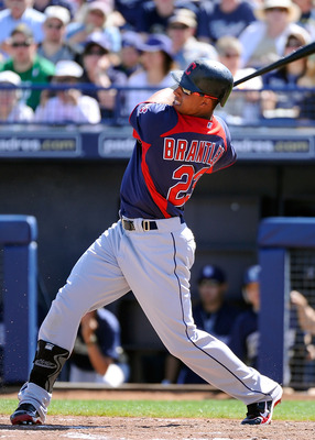 There's high hopes for Michael Brantley, both this year and beyond.