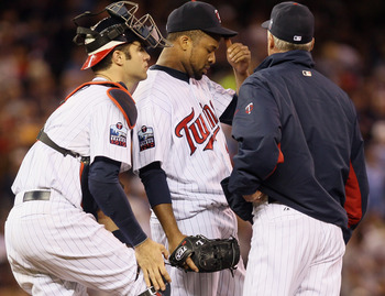 Can the Twins Francisco Liriano hold the fort as the Centrals #3 starter?
