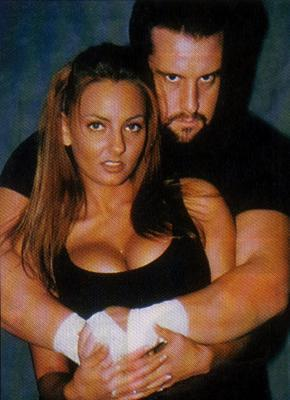 The wife of former ECW star Tommy Dreamer is no stranger to the land of ...
