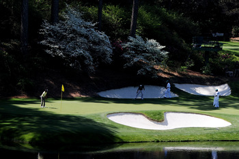 No. 12 at Augusta Nation is the most dangerous par 3 on the course.