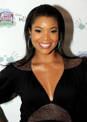 DALLAS - FEBRUARY 13:  Actress Gabrielle Union attends the third annual All-Star Luncheon hosted by Dwyane Wade and Mike Modano held at the Tower Club on February 13, 2010 in Dallas, Texas  (Photo by Jason Merritt/Getty Images)