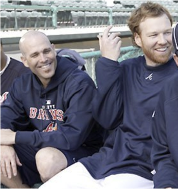 Starting Pitchers Tim Hudson and Tommy Hanson