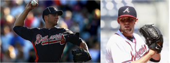 Starting Pitchers Brandon Beachy and Mike Minor
