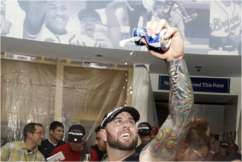 Middle Reliever Peter Moylan