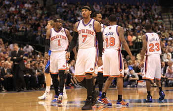 The Knicks are clearly better when they share the ball