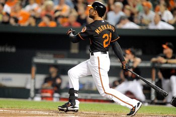 How can Nick Markakis be the worst regular on the Orioles? With his talent, it doesnt make a shred of sense.