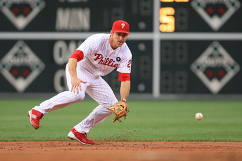Though it took a while, the Phillies sure are glad to have Chase Utley back in the lineup.