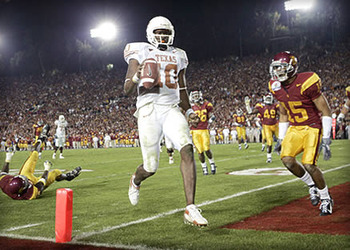 Vince Young's Legendary TD Run