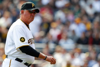 New Pirates' manager Clint Hurdle will try to put an end to a losing streak in Pittsburgh.