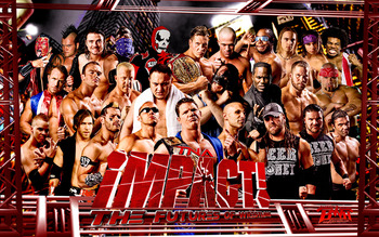 Bet you can't find Kurt Angle