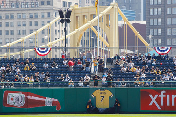 PNC Park, site of the Rockies weekend series victory against the hometown Pirates