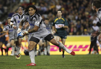 Ma'a Nonu has struggled to find the form that saw him become one of the world's top players last year.