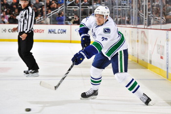 Alex Edler's return to the Vancouver Canucks blueline was well timed heading into the playoffs.