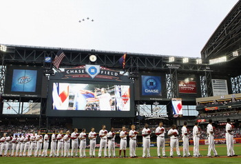The Arizona Diamondbacks had a highly disappointing 2010 season