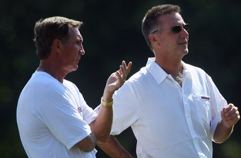General Manager Bruce Allen and Head Coach Mike Shanahan have plenty of needs and few picks to fill them with