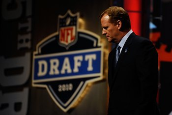 This year's NFL Draft promises to deliver the usual mix of drama, excitement and intrigue