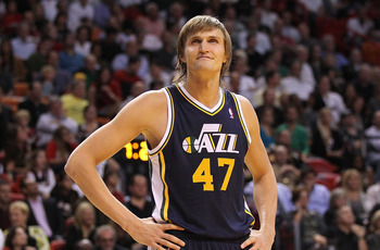 Andrei Kirilenko may have played his last game as a member of the Utah Jazz