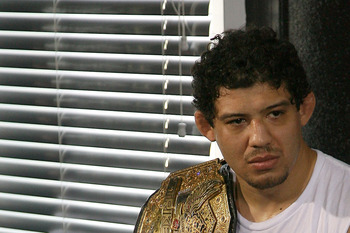 Strikeforce LW Champion Gilbert Melendez