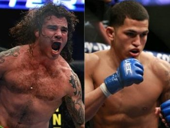 Clay Guida vs. Anthony Pettis