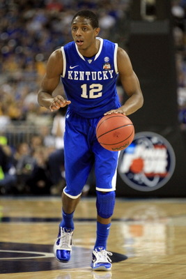 Brandon Knight would be a dream come true for Detroit should he fall to them