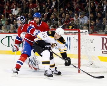 Roman Hamrlik was a workhorse for the Canadiens this season with injuries to Josh Gorges and Andrei Markov.