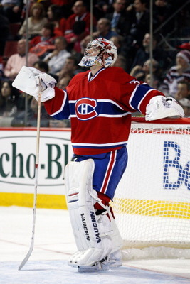 Carey Price is ready for the big time in the Stanley Cup Playoffs.
