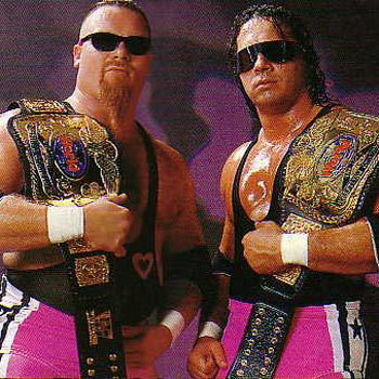 Remember the days of actual tag teams?