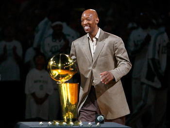 A little more Sam Cassell for the win.