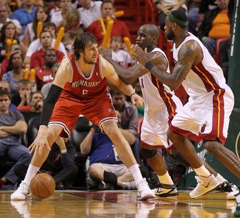 Joel Anthony outplayed Andrew Bogut in his first game with extended minutes against him this season.