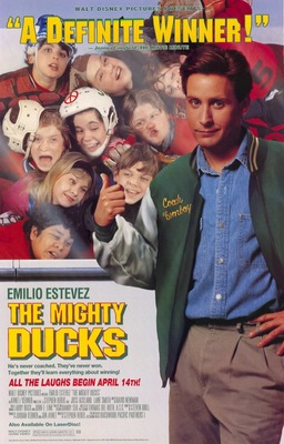 photo courtesy http://www.moviepostershop.com/the-mighty-ducks-movie-poster-1020210779.jpg