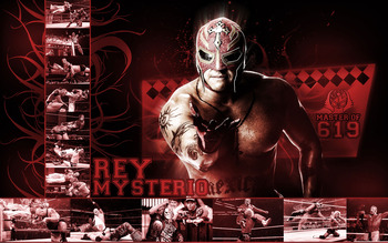 Although you may not think of Rey Mysterio as a true Tag Teamer; he is a 3 time WCW Tag Team Champion with also 4 WWE World Tag Team Titles on his resume.