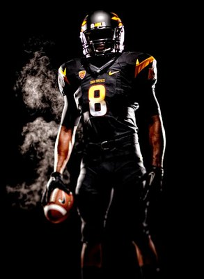 Courtesy of Arizona State Athletics