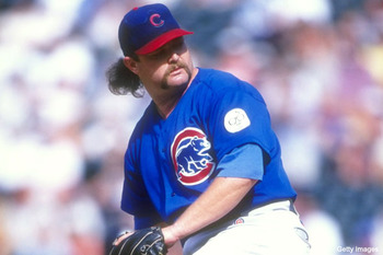 Rod Beck | Chicago Cubs