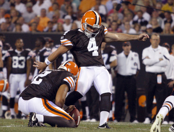 Phil Dawson is one of the most accurate kickers in NFL history.