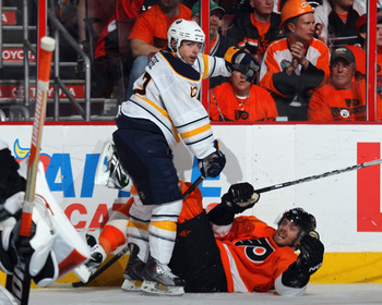 Gerbe should Leino who's boss!