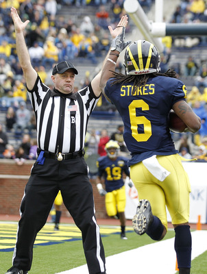 Je'Ron Stokes from Devin Gardner