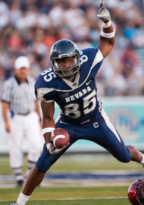Virgil Green, Nevada