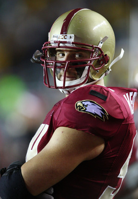 Mark Herzlich, Boston College
