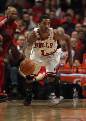Derrick Rose puts on his backpack and carries the weight of the Chicago Bulls, all to defeat the eight-seeded Indian Pacers that were threatening an upset.