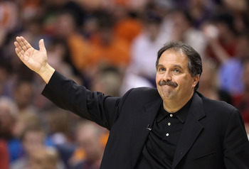 Stan Van Gundy is the top candidate for the Rockets coaching job.