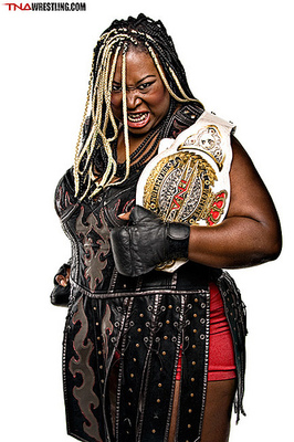 Awesome Kong will be making her debut soon!