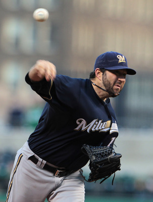 Marcum has been the best Brewers starter to begin the season
