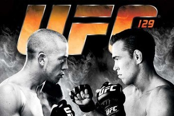 UFC 129: Georges St-Pierre vs Jake Shields