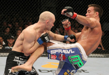 Jake Shields challenging Martin Kampmann in his UFC debut