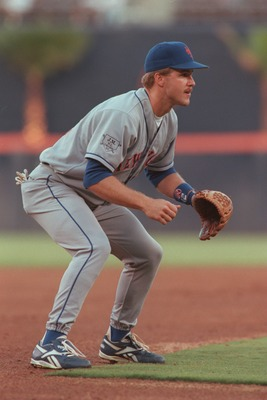Jeff Kent was with the Mets for parts of five seasons.