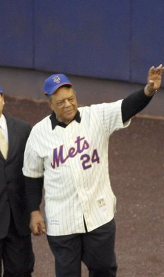Willie Mays is an all-time legend. But his days in Queens were anything but legendary.