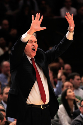 Mike D'Antoni has a lot of postseason experience