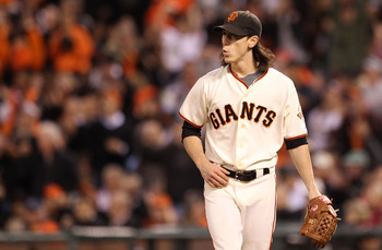 Tim Lincecum is primed for his first 20-win season